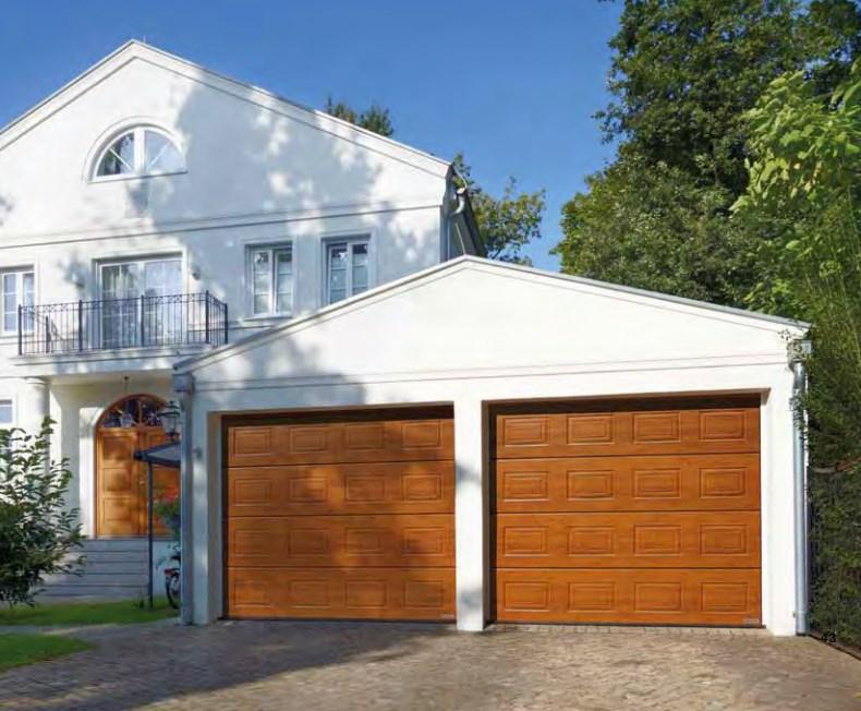 Гаражные ворота Hörmann — немецкое качество в каждой детали!