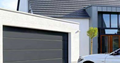 Гаражные секционные ворота концерна Hörmann — откройте для себя многочисленные преимущества!
